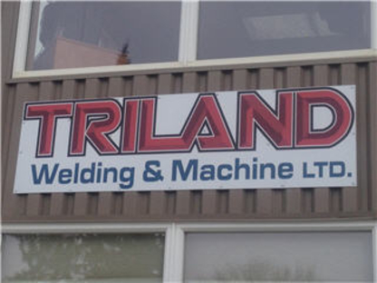Triland Welding & Machine Ltd - Machine Shops - 780-875-6758