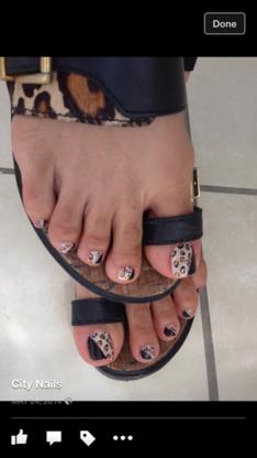 City Nails - Nail Salons - 905-685-2496