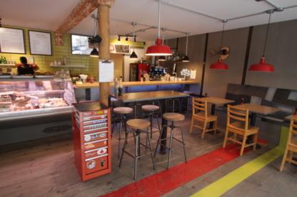 La Sandwicherie Café Inc - Restaurants