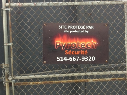 Pyrotech Securite - Fire Alarm Systems