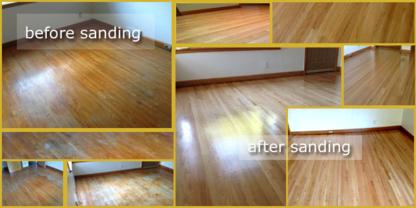 Eco Forest Flooring - Floor Refinishing, Laying & Resurfacing - 204-509-3239