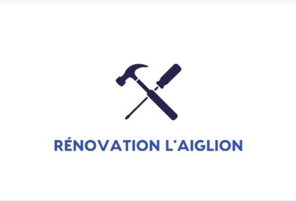 View Rénovation l'Aiglion's Québec profile