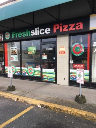 Freshslice Pizza - Pizza & Pizzerias - 604-568-6121