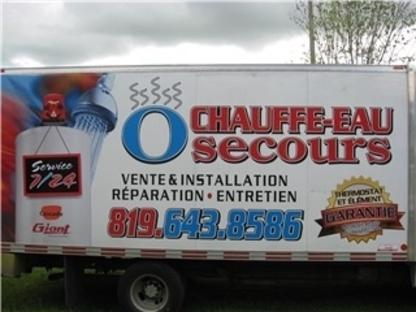Chauffe-Eau O Secours - Plombiers et entrepreneurs en plomberie