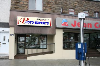 Photo Experts 4B Inc - Développement et impression de photos - 514-332-7414