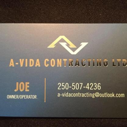 A-Vida Contracting - General Contractors