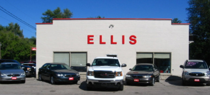 Ellis Motor Products - New Car Dealers - 519-683-4480