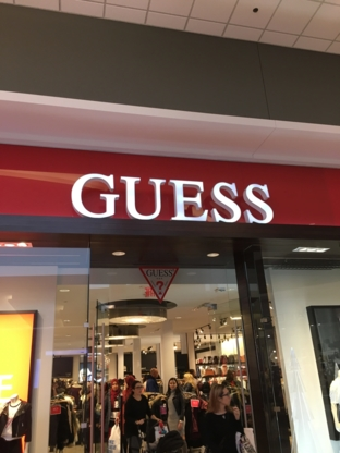 GUESS - Clothing Stores - 450-681-2655
