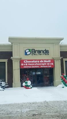 Brands Unlimited - Candy & Confectionery Stores