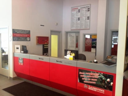 Belvedere Nissan Inc - Auto Body Repair & Painting Shops - 450-436-2112