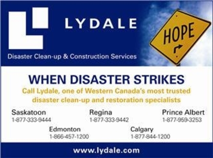 View Lydale Construction's Airdrie profile
