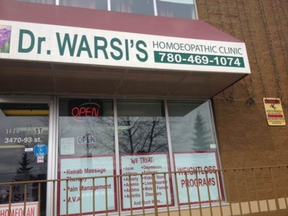 Warsi's Homoeopathic Clinic - Homéopathie