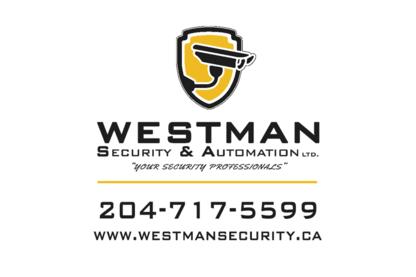 Westman Security & Automation - Matériel et systèmes de contrôle de sécurité