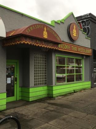 Sawasdee Thai Restaurant - Thai Restaurants - 604-876-4030