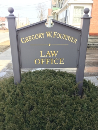 Fournier G W - Estate Lawyers - 613-283-8818
