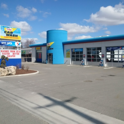 Valvoline Express Care Quicklube - Gas Stations - 519-354-2222