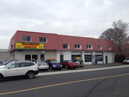 Transmission Longueuil - Garages de réparation d'auto