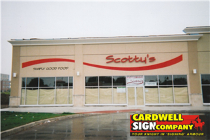 View Cardwell Sign's Newmarket profile