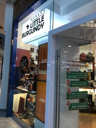 Little Burgundy - Clothing Stores - 514-694-5348