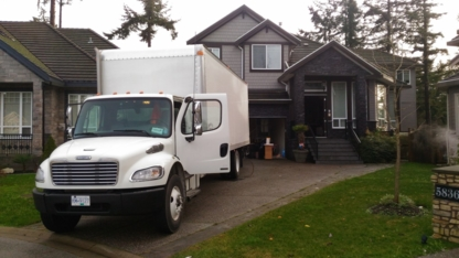 Moving Formula - Moving Services & Storage Facilities - 778-779-1060