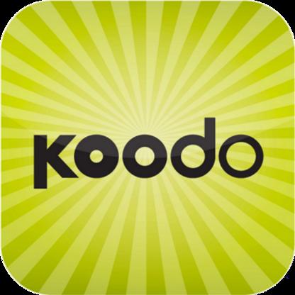 Koodo Mobile - Service de téléphones cellulaires et sans-fil