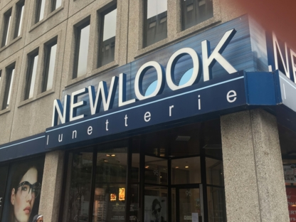 View New Look Eyewear's Montréal profile