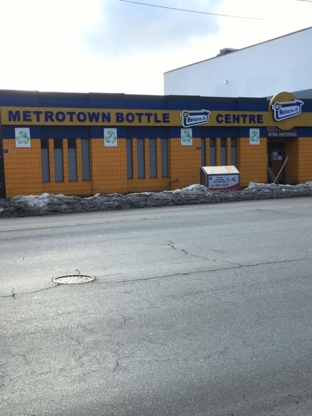 Metrotown Bottle Return It Centre - Recycling Services - 604-451-8888