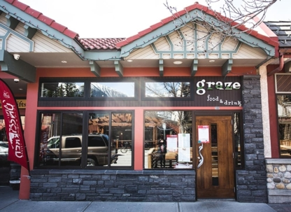 Graze Food & Drink - Restaurants - 403-675-5550