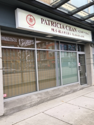 Chan Patricia - Notaries Public