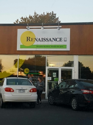 Centre De Dons Renaissance - Second-Hand Clothing - 514-684-7691