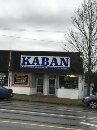 Kaban Protective Services Inc - Investigators