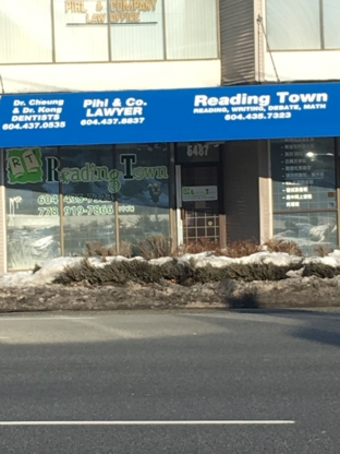 Reading Town Metrotown - Special Purpose Courses & Schools - 604-435-7323