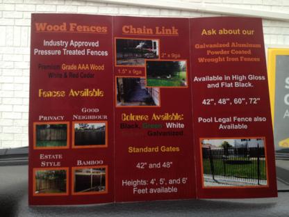 Voir le profil de The Fence-Pro Ltd - Toronto