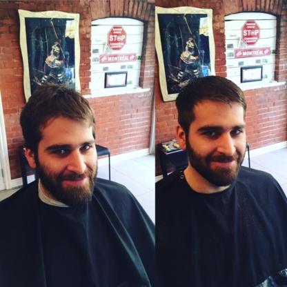 Barbier Tour du Chapeau - Barbers