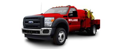 Milani Pump Truck - Septic Tank Installation & Repair