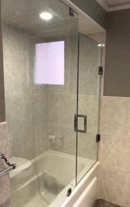 DRAGON'S SHOWER inc. - Shower Enclosures & Doors
