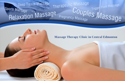 View Jasper 124 Massage Therapy's Edmonton profile