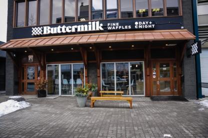Buttermilk Fine Waffles - Restaurants - 403-287-9094