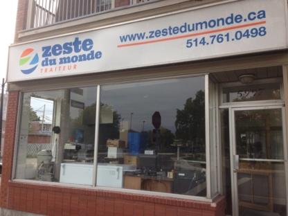 Zeste du Monde - Traiteurs - 514-761-0498