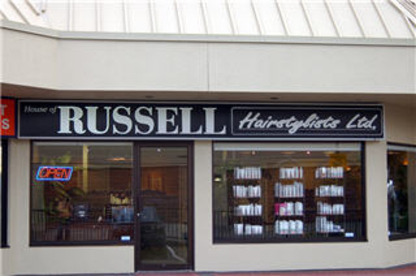 House Of Russell Hair Stylists Ltd - Hairdressers & Beauty Salons - 250-656-1522