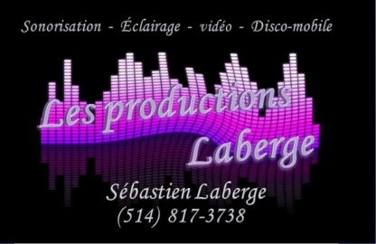 Les Productions Laberge - Video Production - 514-817-3738