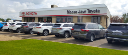 Moose Jaw Toyota - New Car Dealers - 306-694-1355