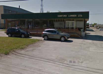 Hanford Lumber Ltd - Construction Materials & Building Supplies - 416-743-5384