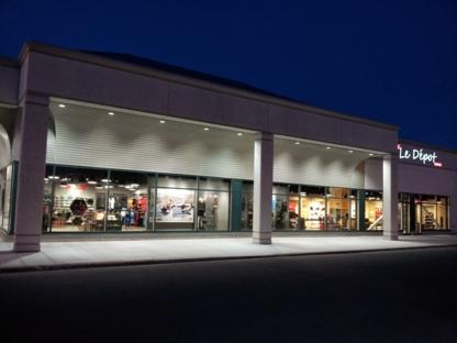 Chaussures Le Dépôt - Shoe Stores - 514-426-2774