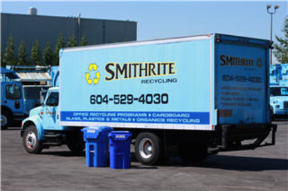 Smithrite Disposal Ltd - Residential Garbage Collection - 604-529-4030