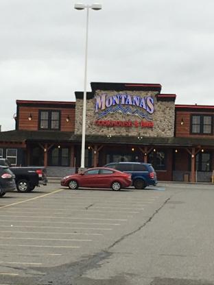 Montana's - American Restaurants - 705-566-7615