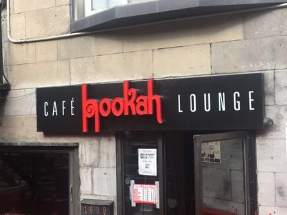 Café Hookah Lounge - Cafés-terrasses - 514-287-7266