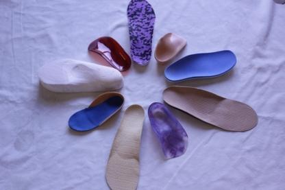 Rowmac Orthopedic Services Ltd - Custom-Made Shoes - 250-374-5462