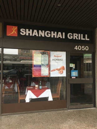 Shang Hai Grill - Chinese Food Restaurants - 514-935-9478