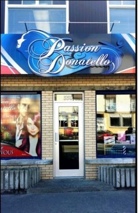Salon Passion et Donatello - Salons de coiffure et de beauté